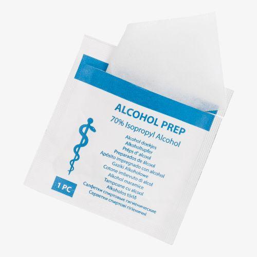 antislip rubber strip alcohol doekje