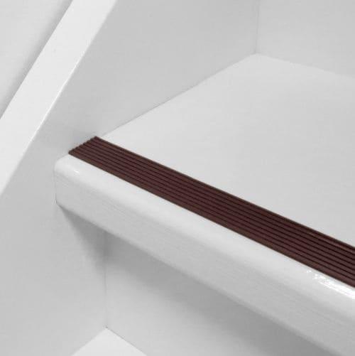 antislip strip choco bruin