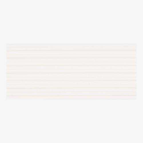 Anti slip rubber tape 28x2mm kleur wit