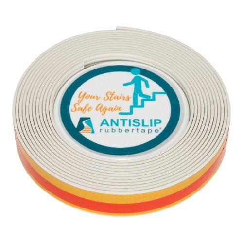 antislip rubber rol 5 meter kleur creme