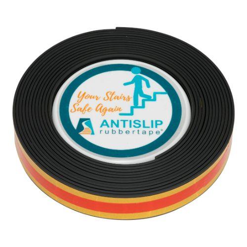 Antislip tape op een rol van 5 meter antraciet