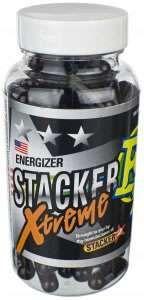 Stacker E2 Extreme (100 Píldoras)