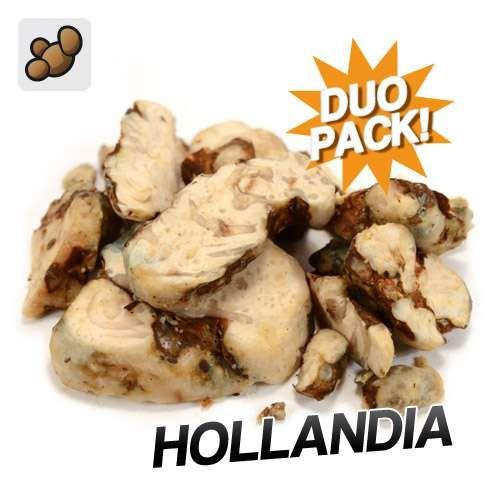 2 Pak Hollandia Truffles (30 grams)