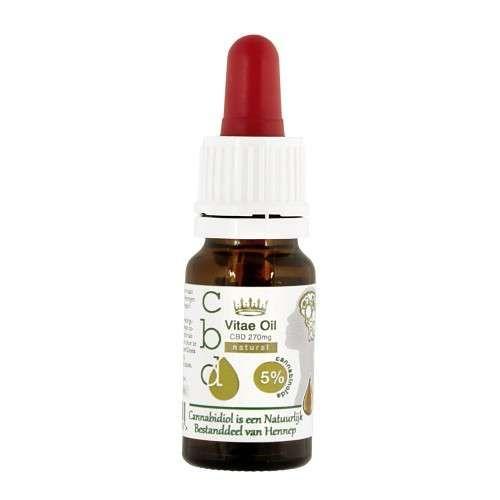 Vitae Sense CBD oil 5%, 10ml | 270mg