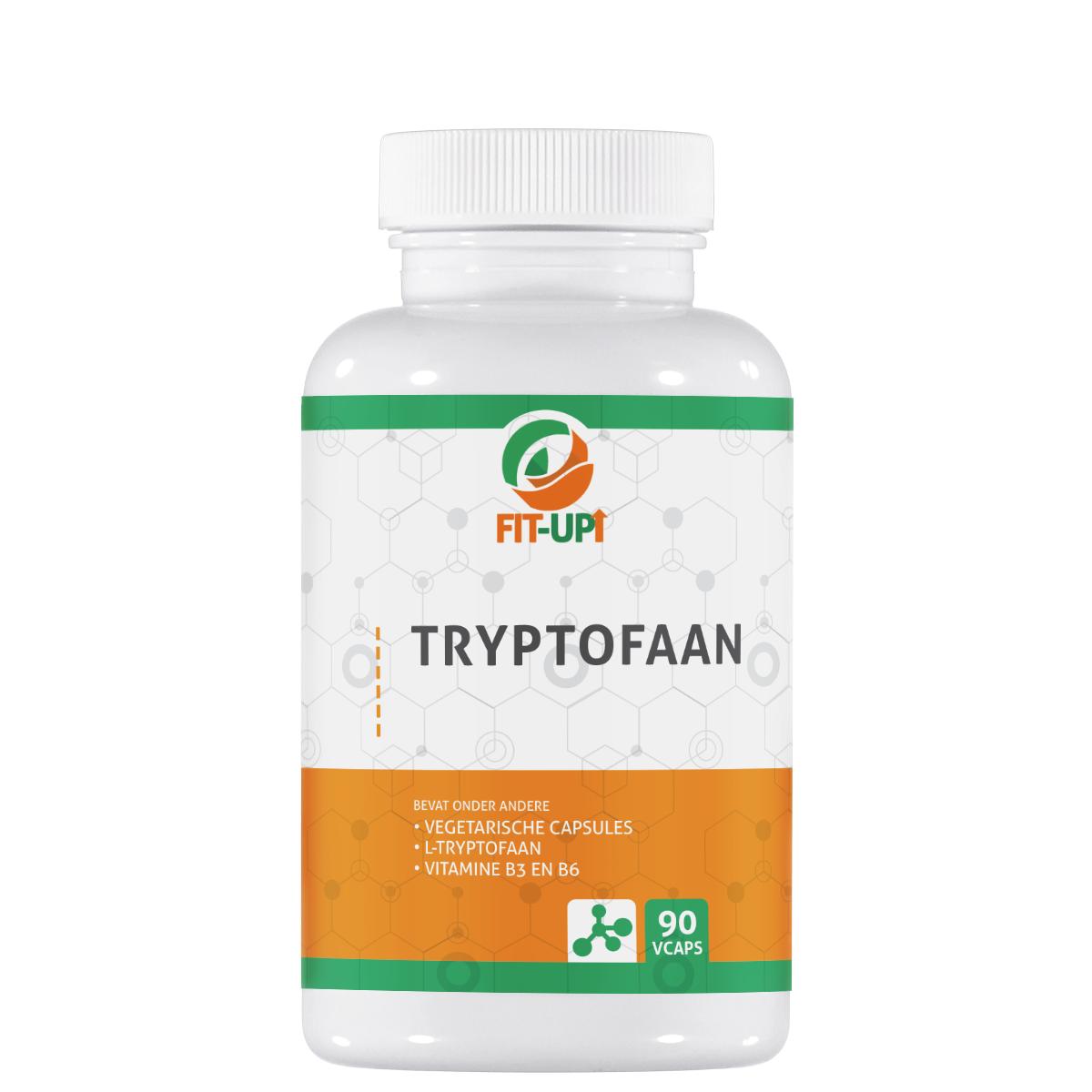 L-tryptophan 400 mg / B6 - 90 caps