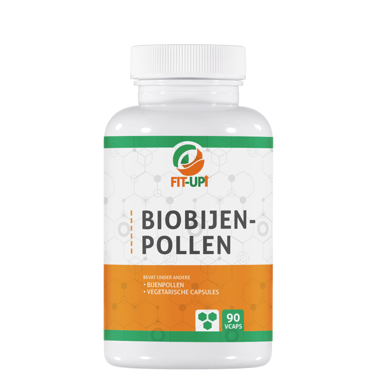 Bio Bee Pollen 500mg - 90 Capsules