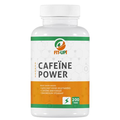 Caffeine Power - 200 Tabs