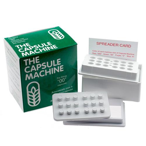 Capsule Machine (capsule size 00)