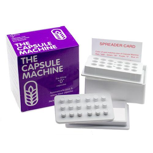 Capsule Machine (size 0)