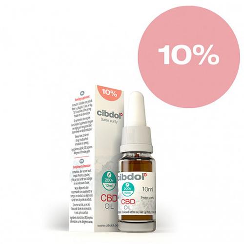 Aceite con CBD 10%