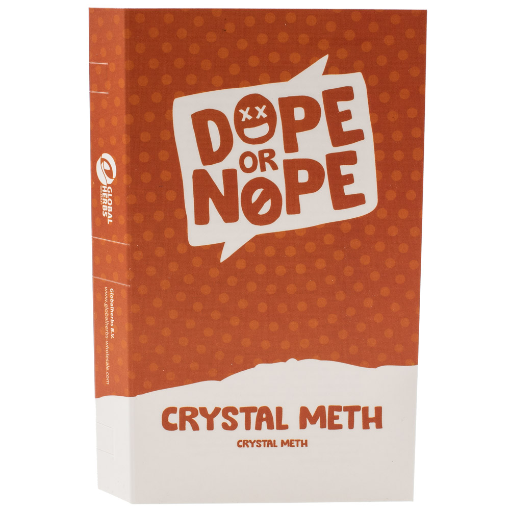 Crystal Meth drugs test - Dope or Nope