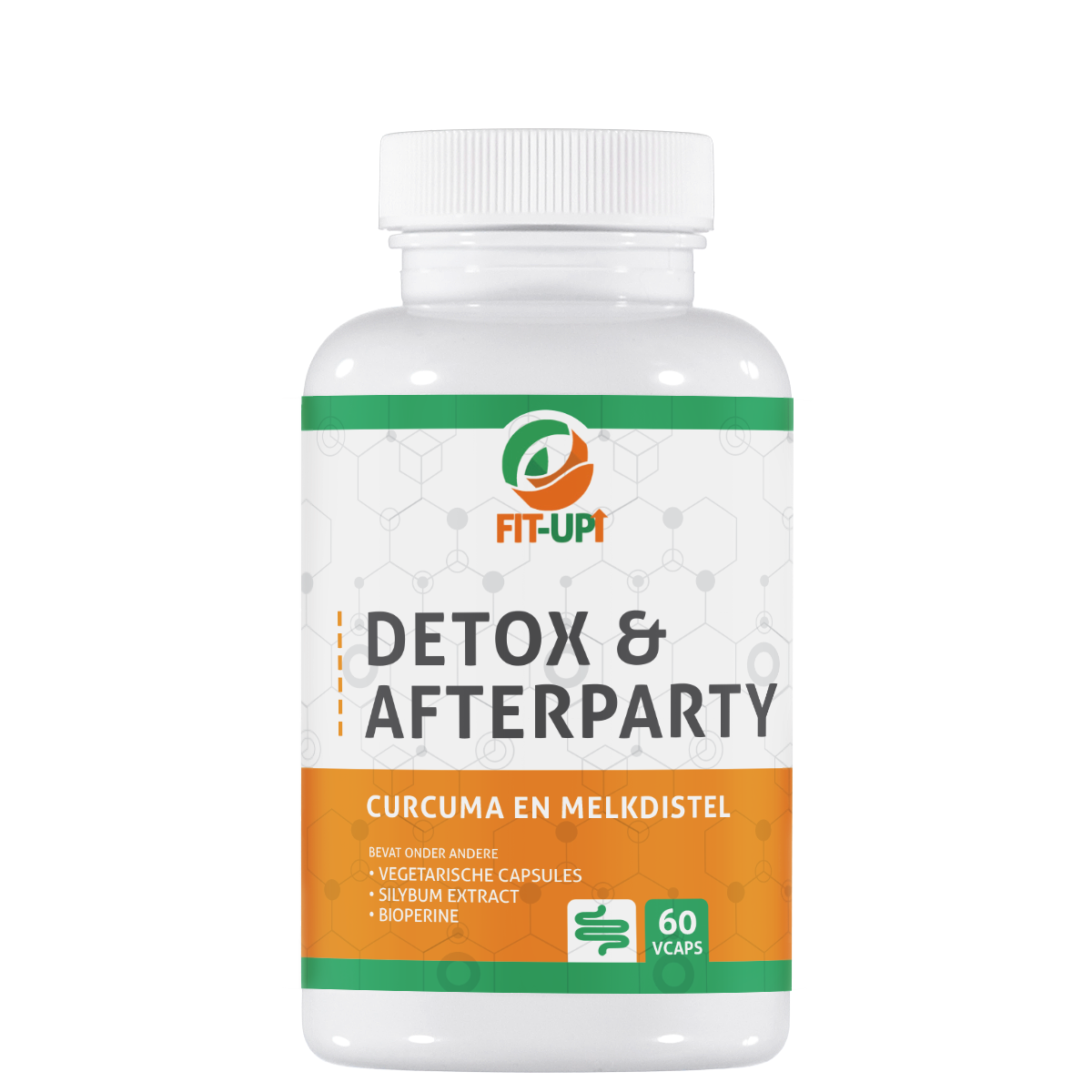 Detox and afterparty - 60 capsules