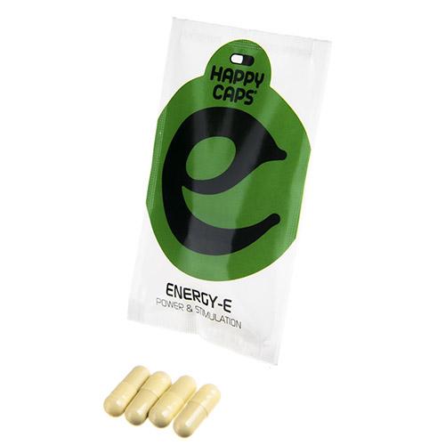 Energy-E - Happy Caps | 4 Caps