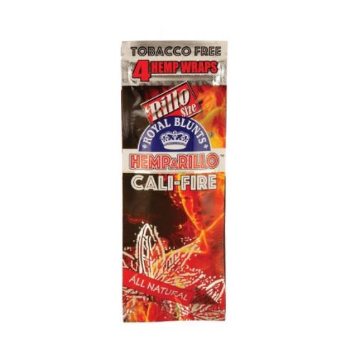 Hemparillo Blunts, Cali-Fire - 4 pcs