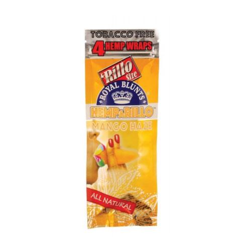 Hemparillo Blunts, Mango Haze - 4 pcs
