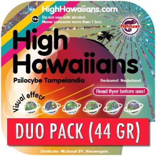 High Hawaiians DUO PACK (44 grams)