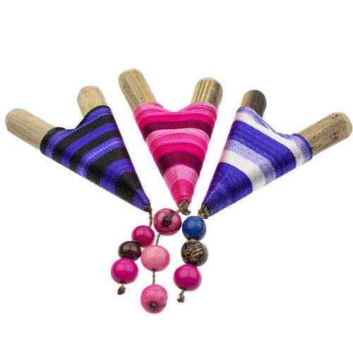Kuripe pink/purple colors - 1 pcs