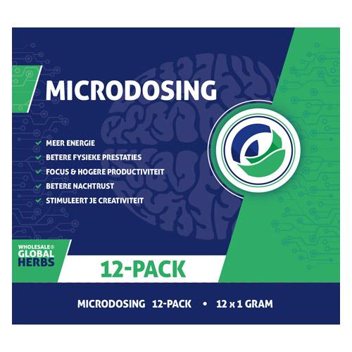 Psychedelic Microdosing