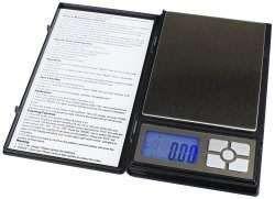 Notebook 100 x 0.01 g