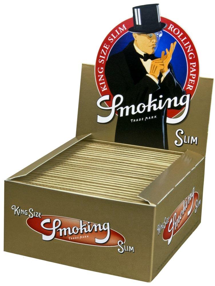 Smoking King Size gold
