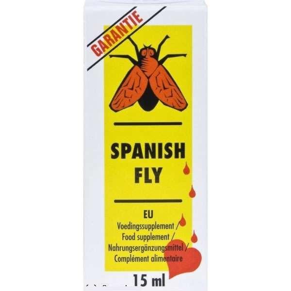 Spanish Fly Extra (bottle)