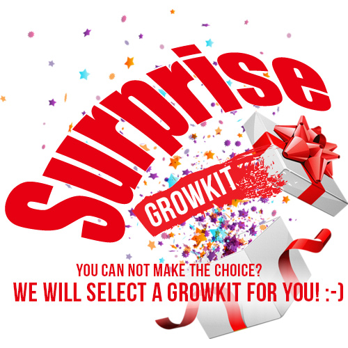 Surprise XL growkit - 2100cc