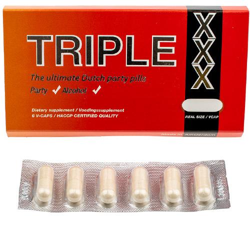Triple X Energizer - 6 x