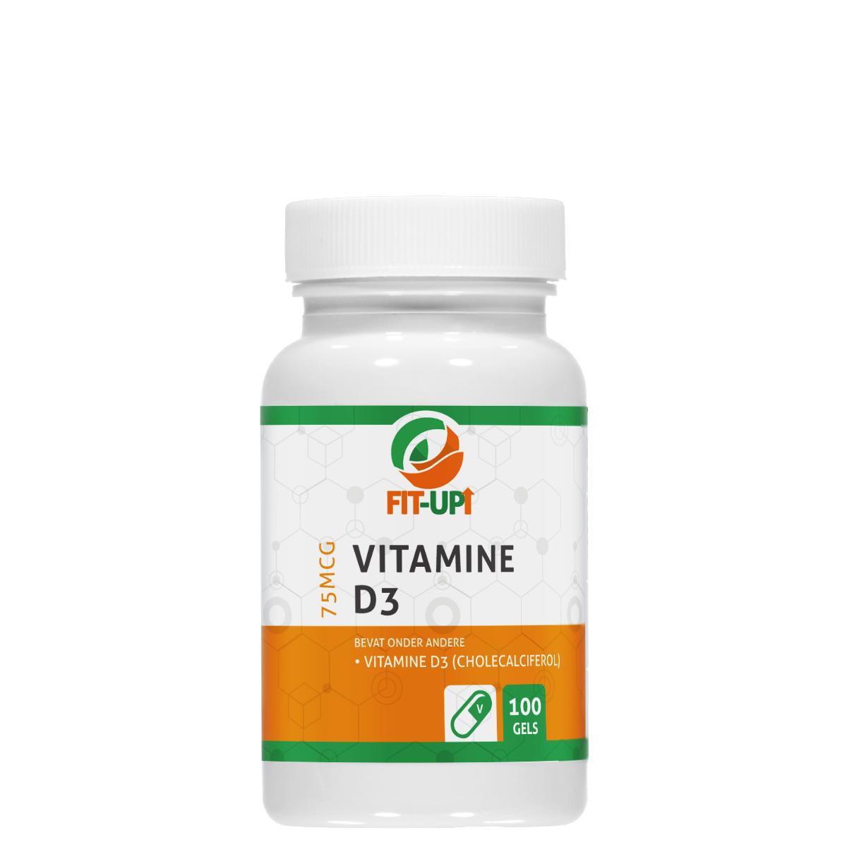 Vitamine D3 - 100 Softgels
