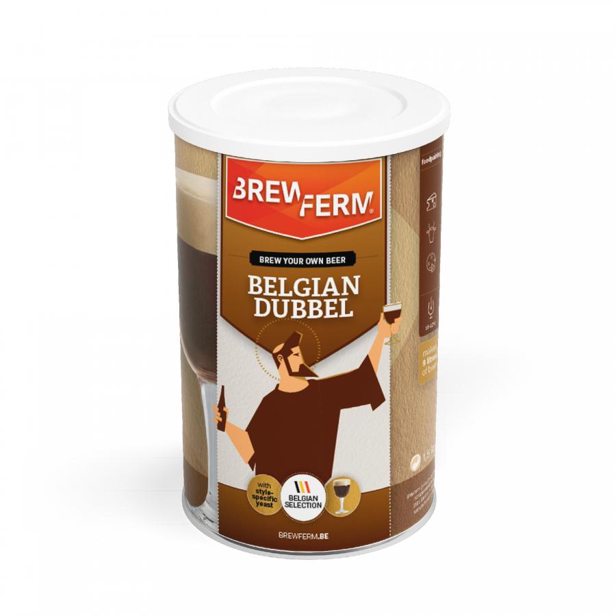 Bierkit Belgian Dubbel - Brewferm