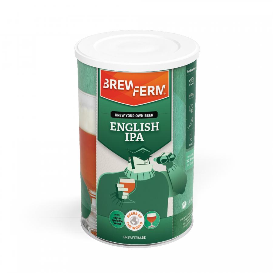 Bierkit English IPA - Brewferm