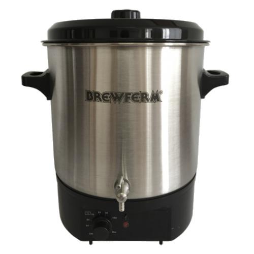 Elektrische brouwketel Pro 27 L - Brewferm