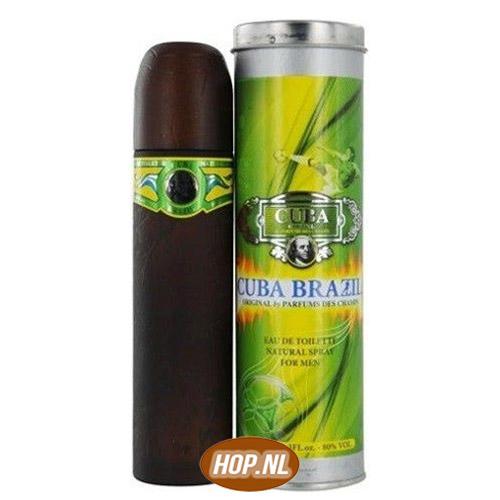 Cuba Brazil EDT spray - 100 ml