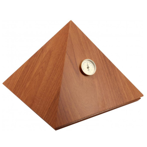 Piramide humidor Deluxe M Cedro - Adorini