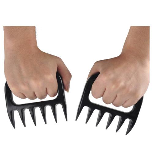 Pulled pork claws - Kunstof