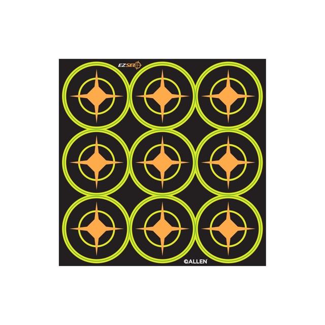 Splash dots schietkaarten - Allen