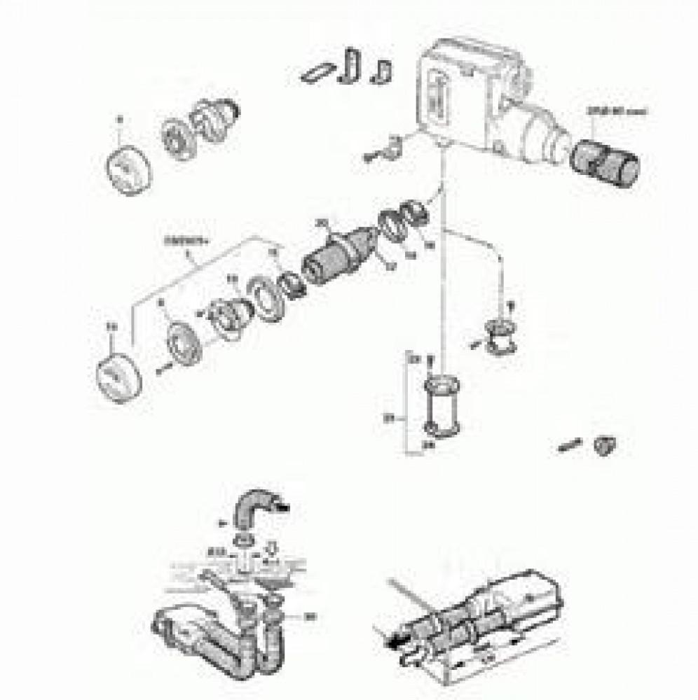 truma-e2400-aan-en-afvoer