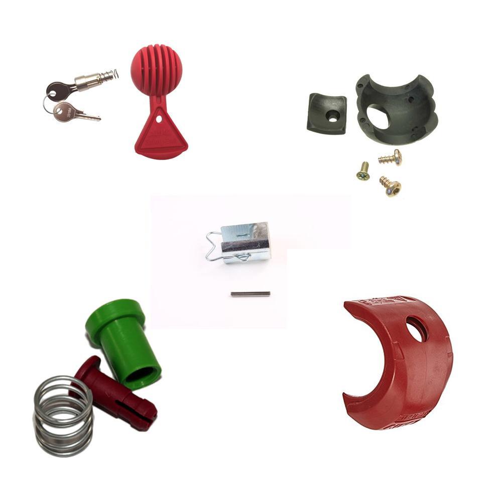 koppeling-onderdelen