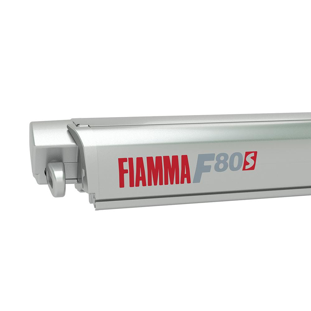 Fiamma F80S 400 Titanium-Royal Blue