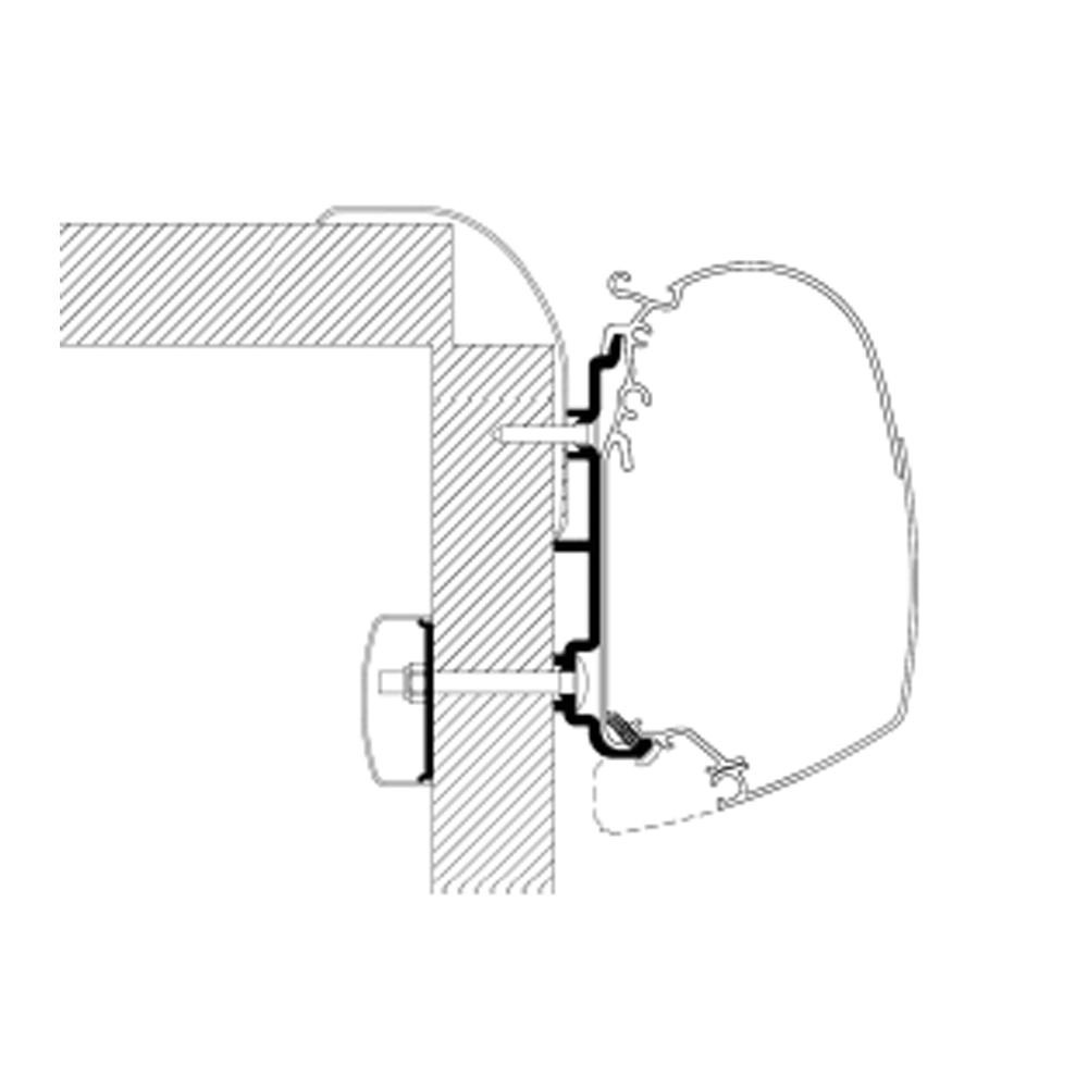 Thule Frankia Adapter 4.00