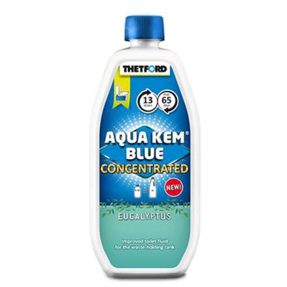 Thetford Aqua Kem Blue Concentrated Eucalyptus 0.78L