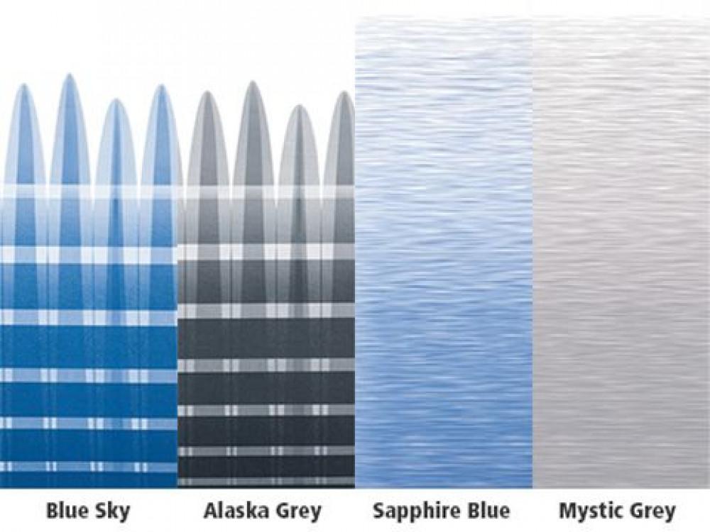 Thule 5200 12V 500 Wit-Mystic Grey