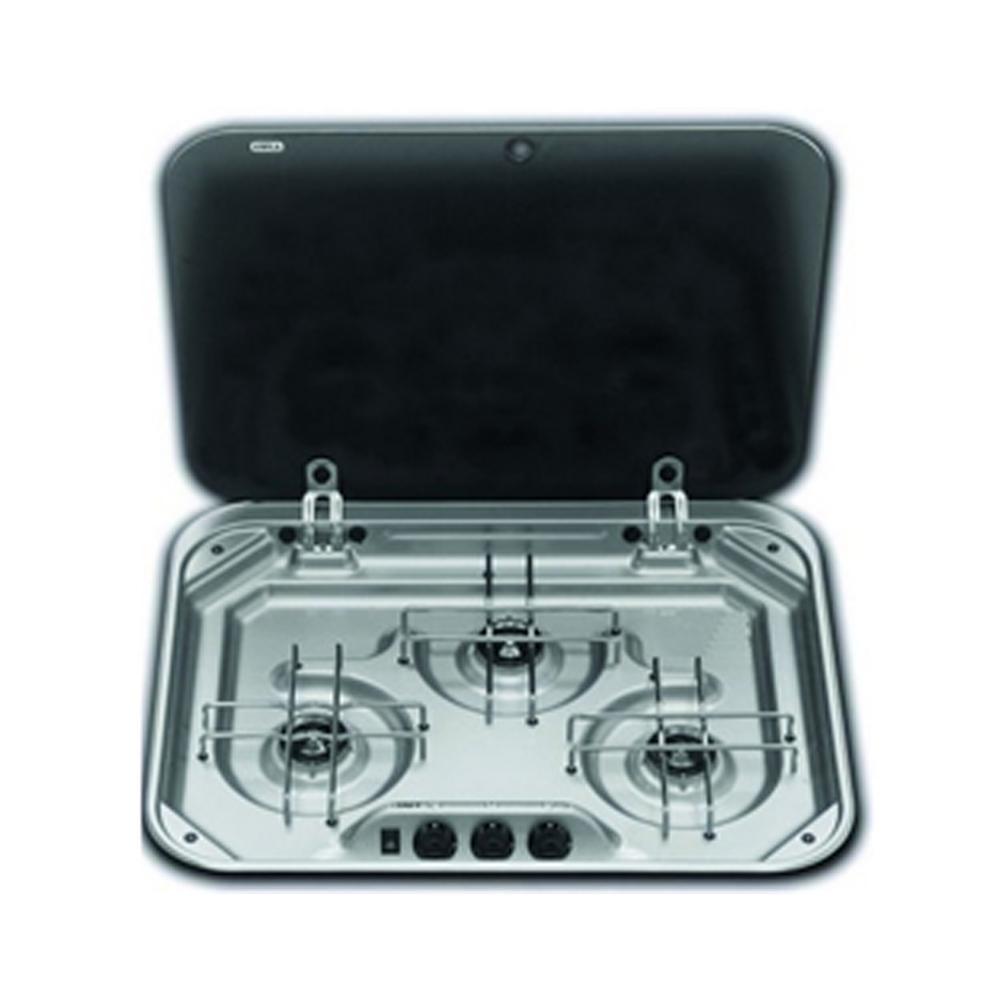 Dometic 3-pits kookplaat PI8023