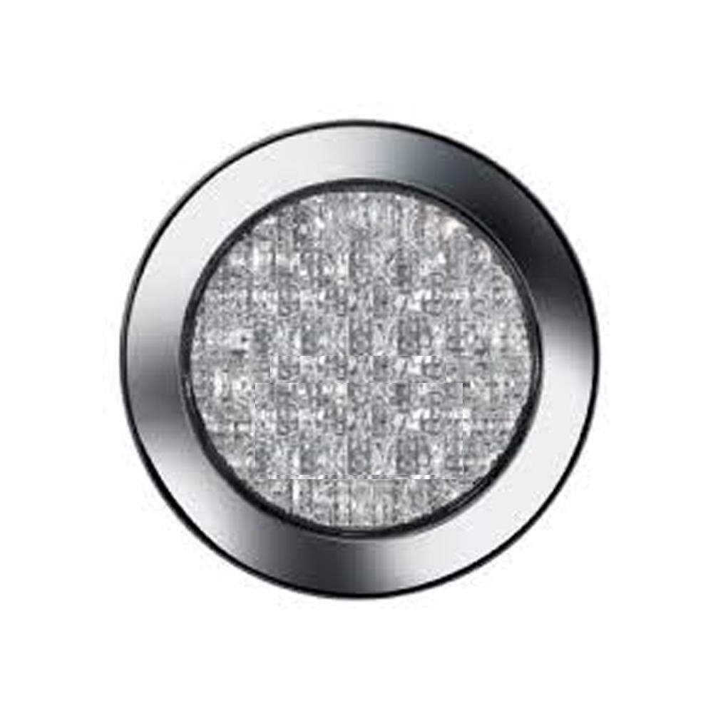 Jokon Achterlicht/Remlicht LED 727 Rond Wit 24V
