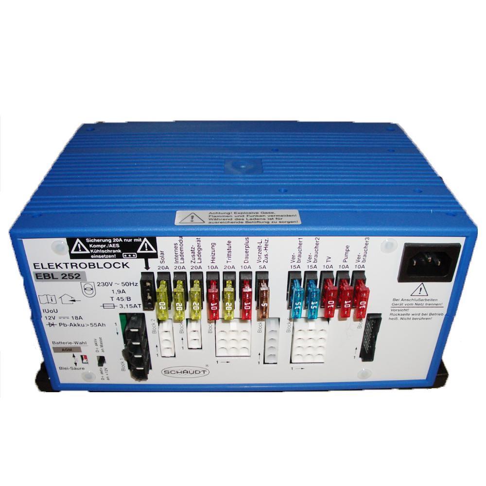Schaudt Elektroblok EBL 252