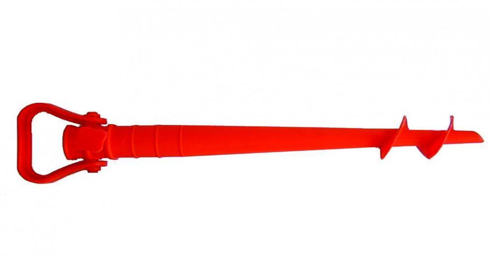 Campking parasolboor kunststof 39 cm x 35 mm
