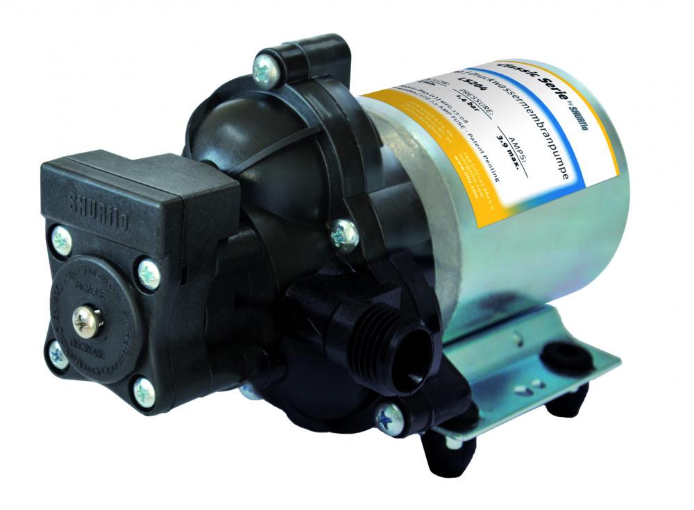 Shurflo Zelfaanzuigende Waterpomp 12V-10L