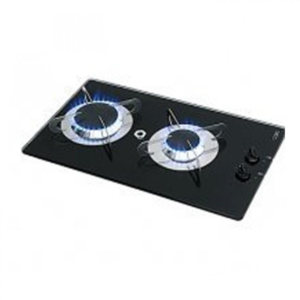 CAN Kookplaat 2-Pits PV1357 Crystal