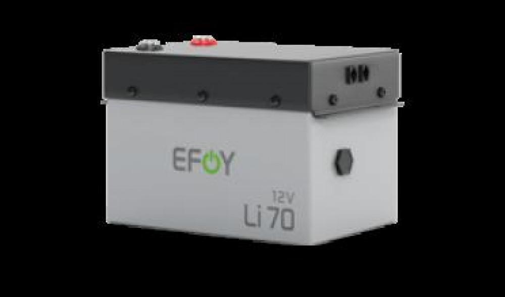 EFOY Li 70Ah 12V Lithium Accu