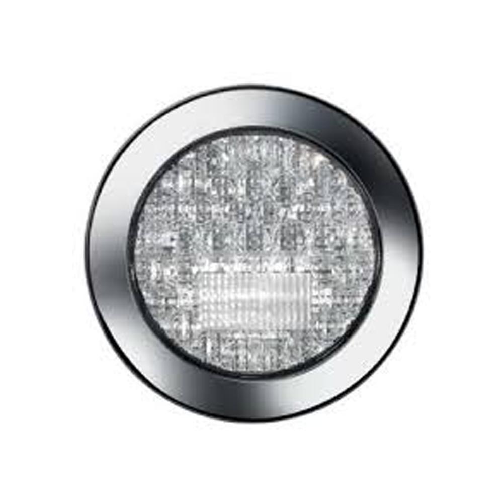 Jokon Achteruitrijlicht LED 727 Rond Wit 24V