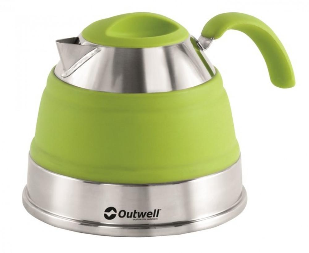 Outwell Collaps ketel 1.5L Green